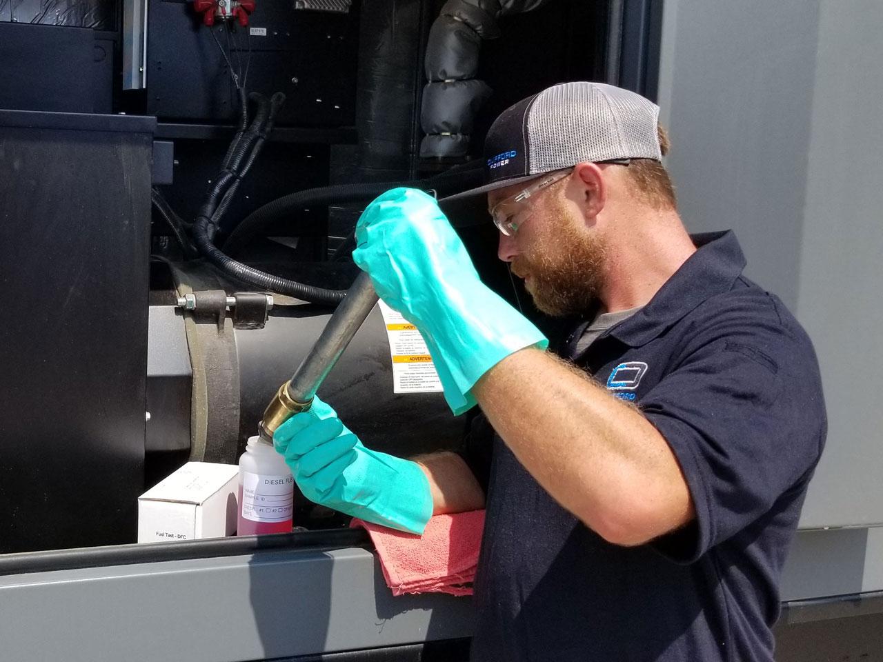 Fuel maintenance