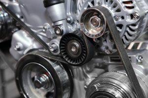 Engine Belt Assembly