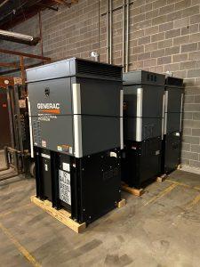 COVID Storage generators