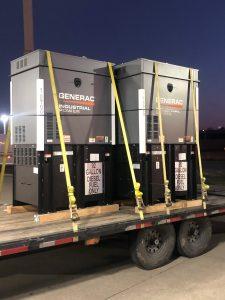 COVID Vaccine project generator delivery