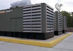 Paralleled Generators